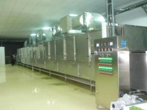 MI-TECH.,JSC cung cấp và lắp đặt dây chuyền chế biến nông sản cho Công ty TNHH MTV nông sản Hải Dương