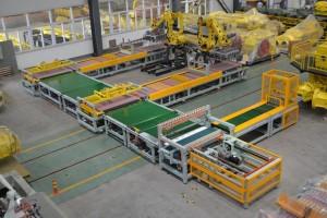 MITECH-JSC cung cấp dây truyền sản xuất gạch đặc, công suất 60-80 triệu viên/năm.